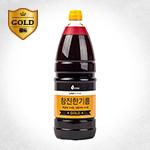 대용량 참진한기름 골드 1.8L