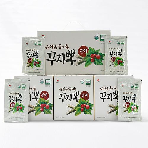 [선물세트] 유기농 꾸지뽕 진액 30봉