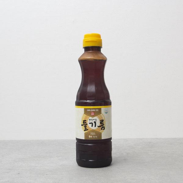 중국산 들기름 500ml