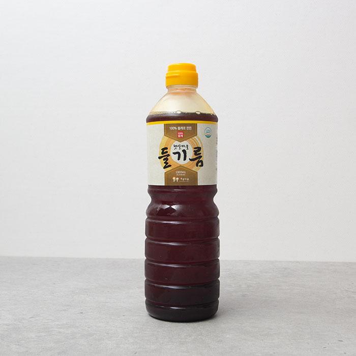 중국산 들기름 1000ml