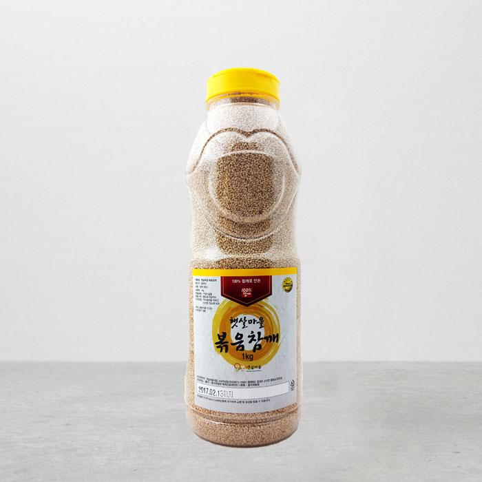 대용량 중국산 볶음참깨 1kg