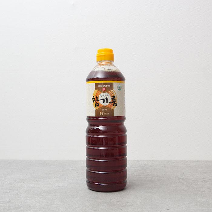 중국산 참기름 1000ml