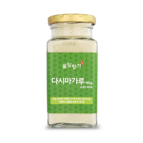 천연조미료 다시마가루 160g/대