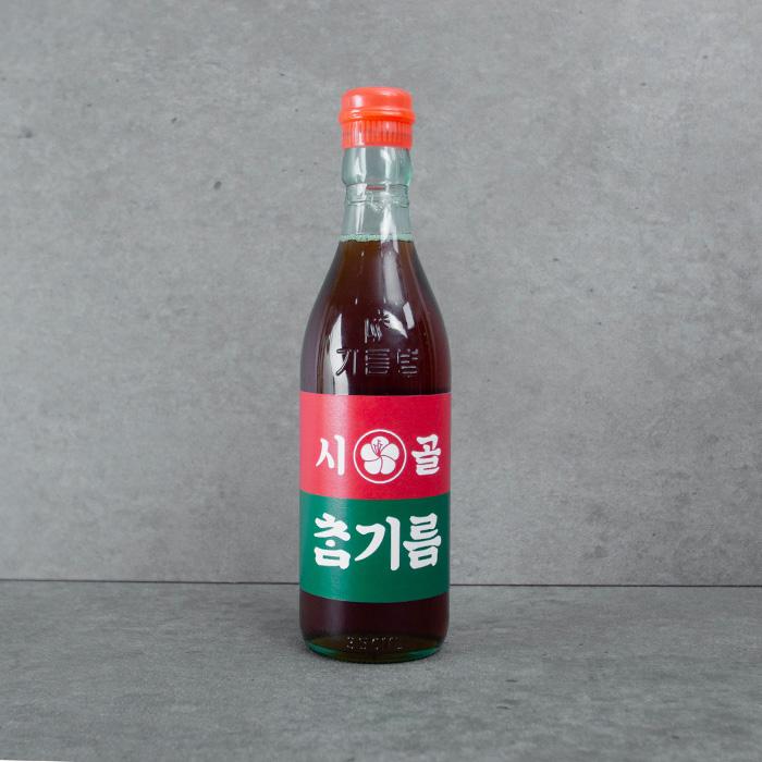 시골 참기름(중국산) 350ml