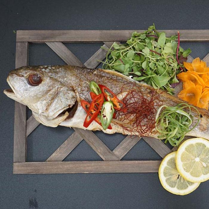 반건조 냉동 민어 (대서양 꼬마민어) 5마리 (중)